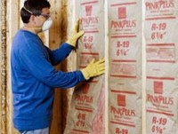 Fiberglass Attic Blow Insulation Florida