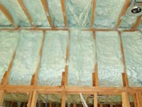 Fiberglass Attic Blow Insulation Florida Insulation