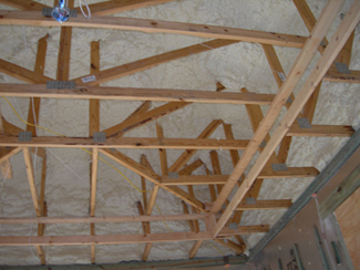 Home Improvement Insulation Spray Foam Insulation In Florida